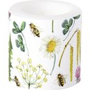IHR BEE GRATEFUL Windlicht D 7,5 x H 7,5 cm