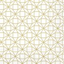 IHR SQUARE PATTERN Lunch-Servietten 33 x 33 cm  gold